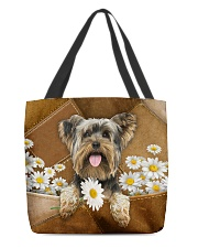 Yorkshire Terrier-AOT-CS1149 All-over Tote front