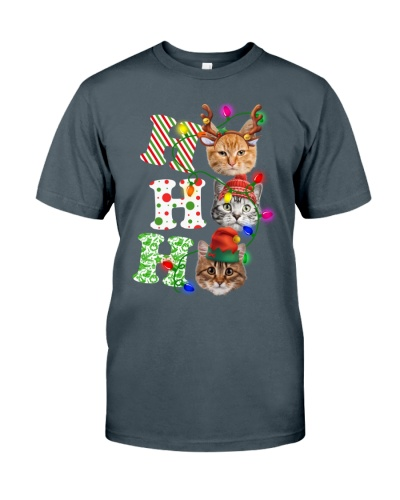 Cat-Ho Ho Ho