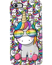 Unicorn - Pixel Phone Case thumbnail