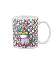 Unicorn - Pixel Mug tile