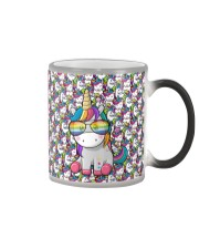 Unicorn - Pixel Color Changing Mug thumbnail