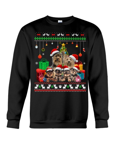 Yorkshire Terrier-Christmas Gift