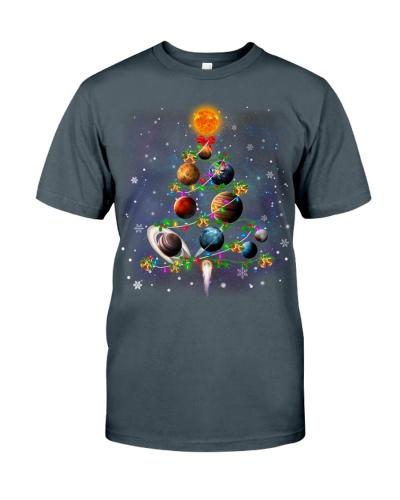 Solar System-Christmas Tree