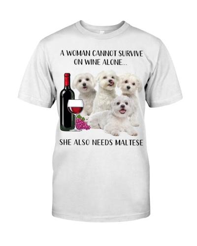 She Also Needs Maltese