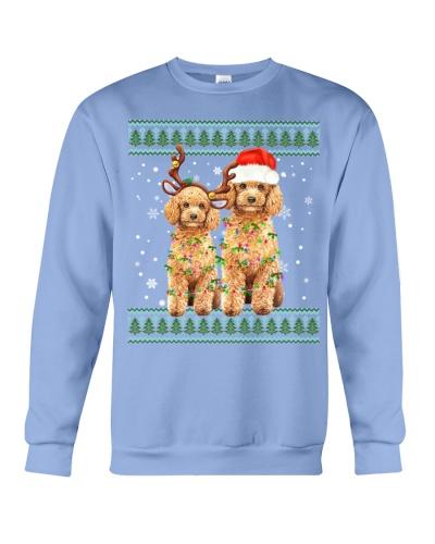 Poodles-Christmas
