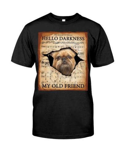Griffon Bruxellois Hello Darkness