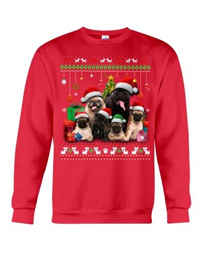 Pugs-Christmas Gift