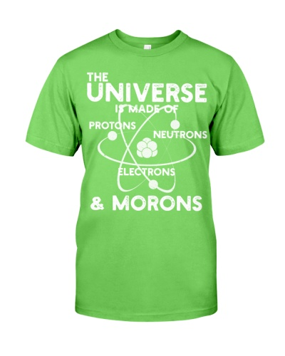 Protons Neutons Electrons and Morons
