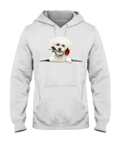 Bichon Rose Face