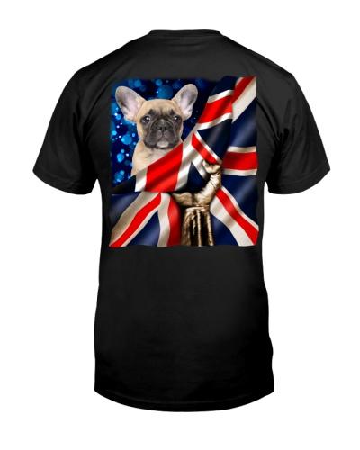 French Bulldog-The Union Jack