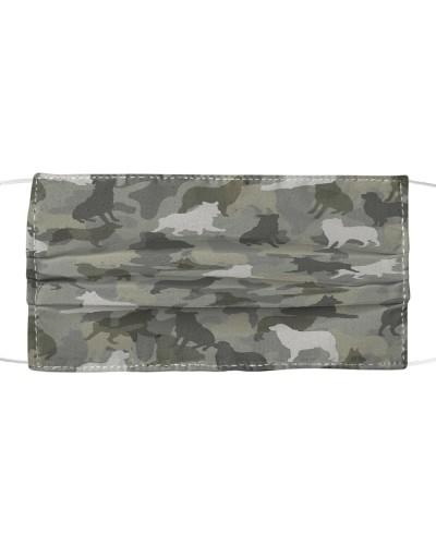 Australian Shepherd Camouflage FM