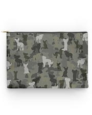 Chinese Crested Hairless-camouflage Accessory Pouch - Large thumbnail