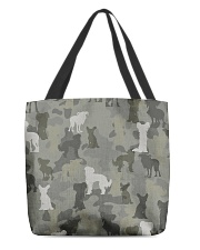 Chinese Crested Hairless-camouflage All-over Tote thumbnail