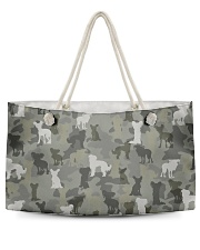 Chinese Crested Hairless-camouflage Weekender Tote thumbnail