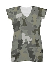 Chinese Crested Hairless-camouflage All-over Dress thumbnail