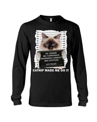 Birman Cat - Catnip