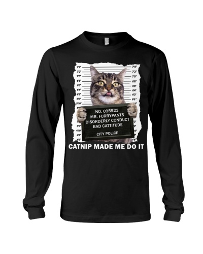 Manx Cat - Catnip