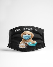 Cockapoo Handwashing Ew People Cloth face mask aos-face-mask-lifestyle-22