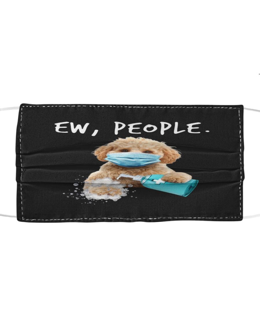 Cockapoo Handwashing Ew People Cloth face mask