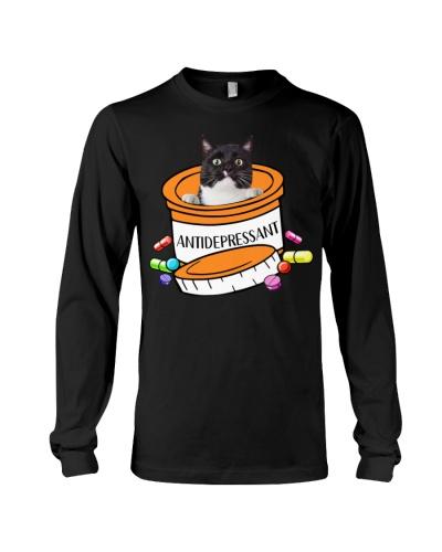 Tuxedo Cat Antidepressant