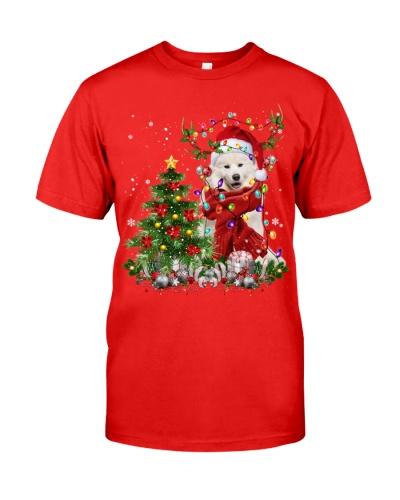 Samoyed-Reindeer-Christmas