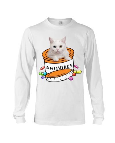 Odd-Eyed Cat Antivirus