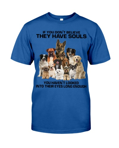 Dog-They Have Souls