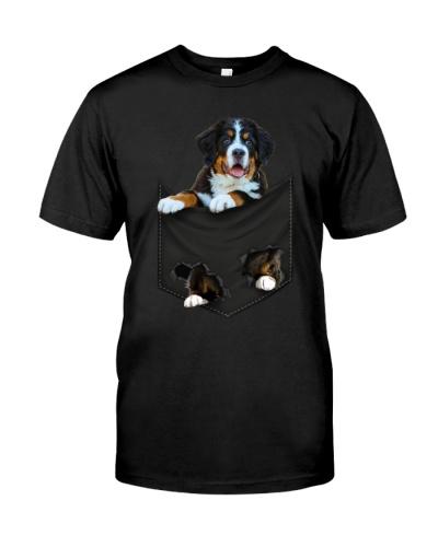 Bernese Mountain Dog-Pocket