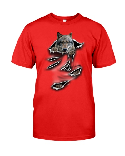 Wolf-Scratch