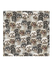 Shih Tzu FM Face Cloth face mask aos-face-mask-coverlet-lifestyle-front-02