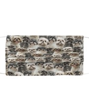 Shih Tzu FM Face Cloth face mask front