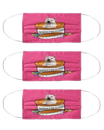 West Highland White Terrier Antidepressant FM