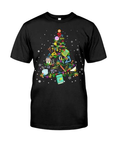 Math-Christmas Tree