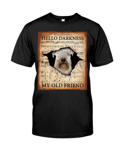 Soft Coated Wheaten Terrier Hello Darkness
