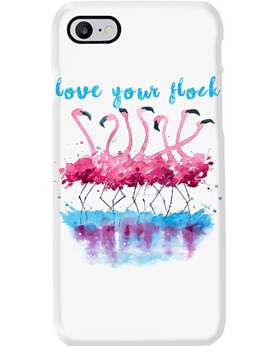 Flamingo - Love Your Flock