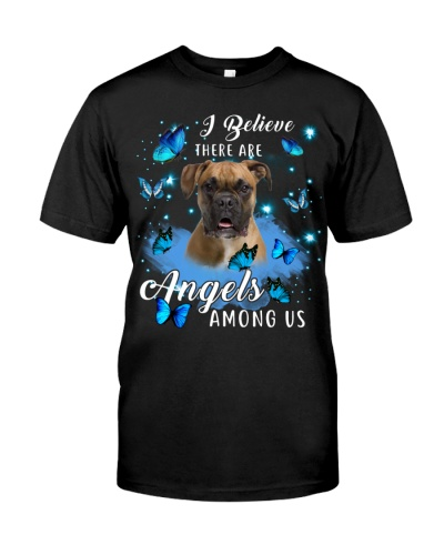 Boxer-Angels Among Us
