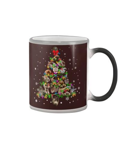 Sloth-Christmas Tree