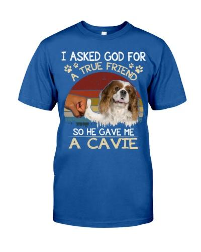 Cavalier King Charles Spaniel-A True Friend