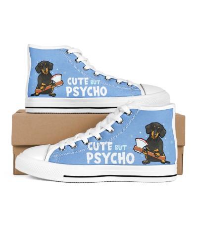 Dachshund Cute But Psycho SNK