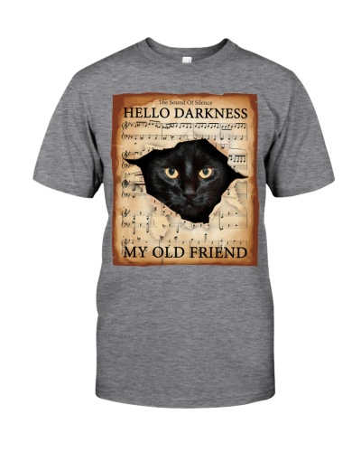 Cat-Hello Darkness