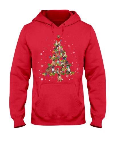 Staffie-Christmas Tree