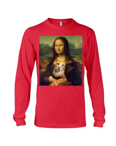 Cat Mona Lisa