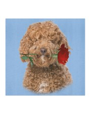 Labradoodle Rose FM Cloth face mask aos-face-mask-coverlet-lifestyle-front-02