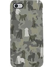 Labradoodle-camouflage Phone Case thumbnail