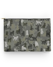Labradoodle-camouflage Accessory Pouch - Large thumbnail