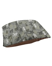 Labradoodle-camouflage Pet Bed - Small thumbnail