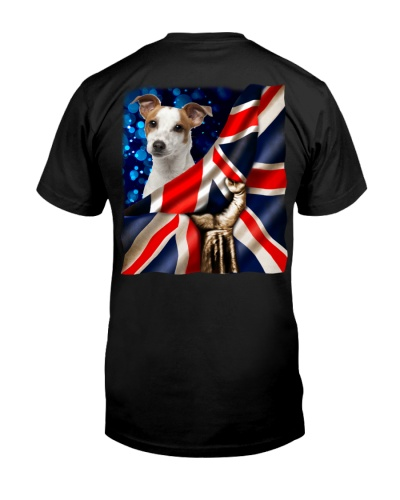 Jack Russell Terrier-The Union Jack