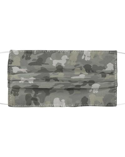Poodle Camouflage FM