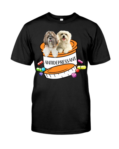 Maltese and Shih Tzu-Antidepressant