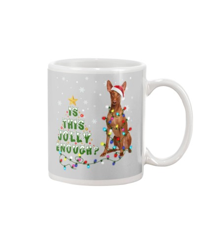 Pharaoh Hound-Is This Jolly Enough